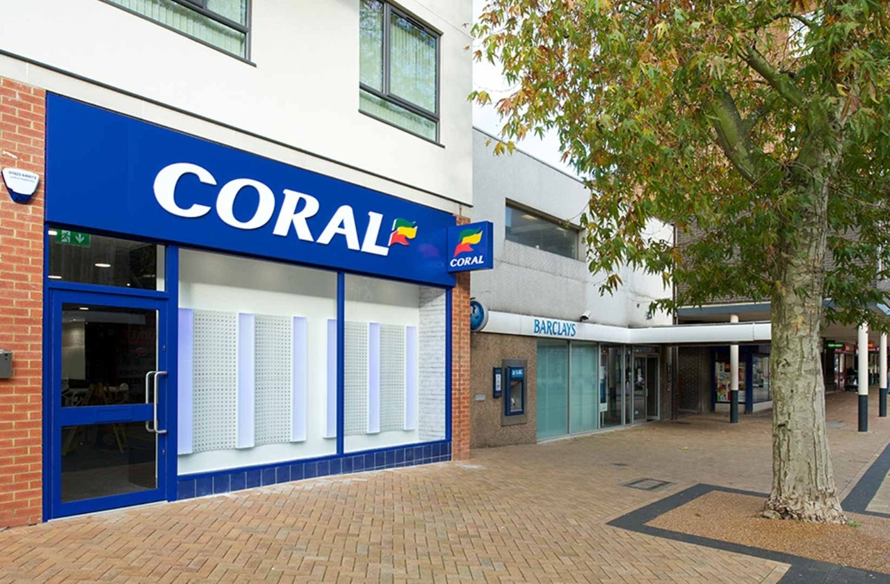 Coral betting office